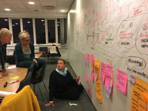 Skitsering (sketching) hjælper os tænke og tale sammen. På en helt anden måde en ord. Derfor er skitsering eet af de allervigtigste redskaber for professionelle, der arbejder med udvikling, design og strategi, men som underviser slås man ofte med at de studerende simpelthen ikke tø kaste sig ud i at gøre det. Læs artiklen nedenfor og få råd til at krydse den bro med sketchnoting i undervisningen.